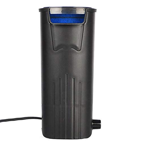 Lorchwise Aquarium Turtle Filter - Low Water Level - Turtle Tank Built-in Filter (3W, 5W)