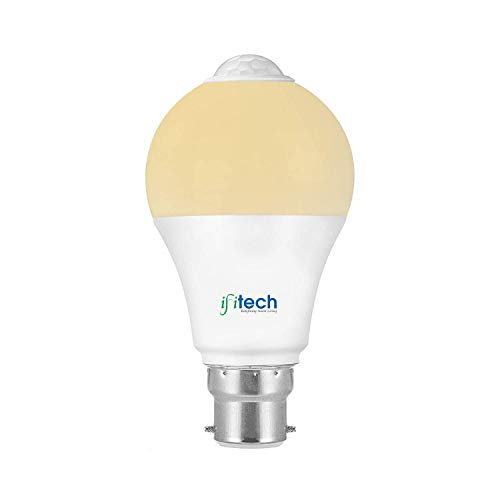 IFITech 7-Watts B22 LED Milky White Bulb, IFIMSL20XX