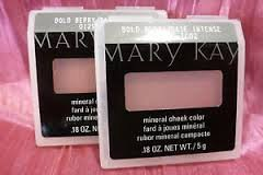 Bold Berry (Mary Kay Mineral Cheek Color: Bold Berry)