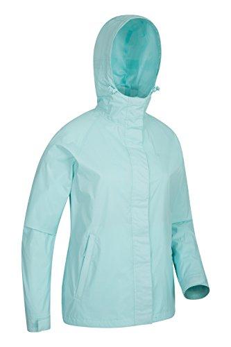 nastrate giacca Warehouse completamente campeggio cappotto Torrent con con Blu tasche cuciture da da Giacca Impermeabile donna Mountain leggero Viaggi donna zip 2 vdRPRz