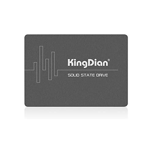 chollos oferta descuentos barato Disco Duro Kingdian 60 120 240 480 Gb Ssd con 128 Mb de Caché Interfaz Sata IIi Gris Gris 480Gb