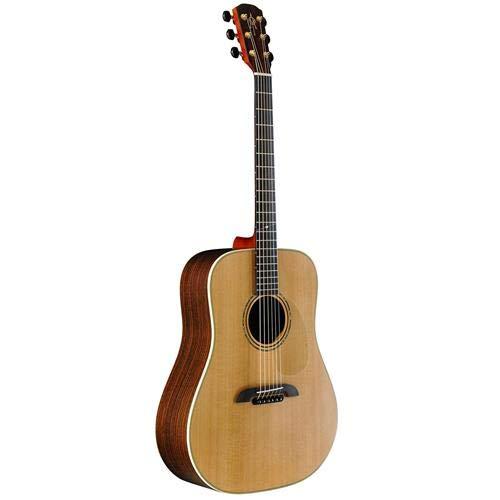 Alvarez Yairi Masterworks DYM75 Dreadnought Acoustic Guitar, 20 Frets, Mahogany Neck, Ebony Fingerboard, Solid AA Western Red Cedar, ()