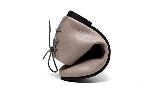 Grau Náuticos para Piel de MatchLife Style1 mujer BxF7qqw