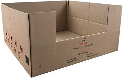 Pet Nap Caja de Parto para Perros, desechable, 122 x 122 cm.: Amazon.es: Hogar