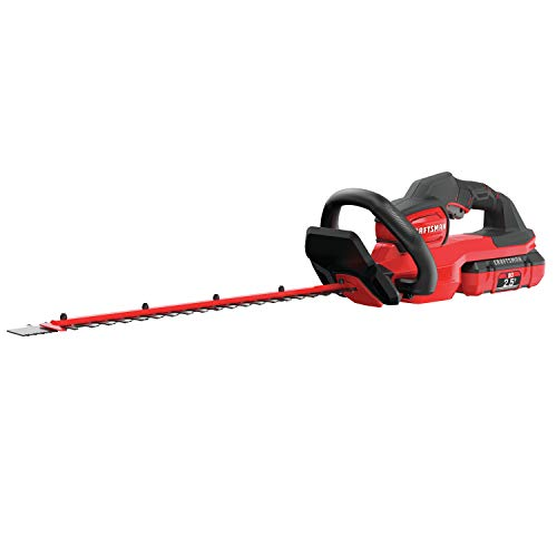 CRAFTSMAN V60 Cordless Hedge Trimmer, 24-Inch (CMCHTS860E1)