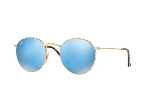 Ray-Ban Gafas de Sol ROUND METAL (50 mm): Amazon.es: Ropa y ...