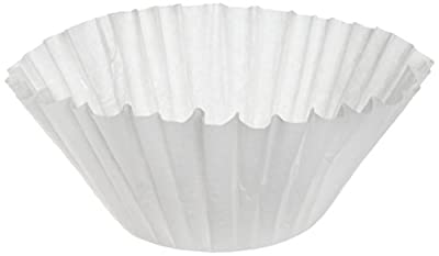 Bunn 1000 Paper Regular Coffee Filter for 12-Cup Commercial Brewers (Case of 1,000)