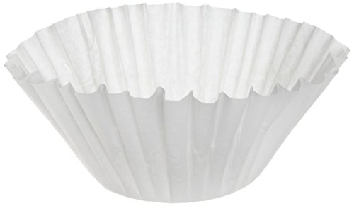 Bunn 1000 Paper Regular Coffee Filter for 12-Cup Commercial Brewers (2 Cases of 1,000) by Bunn