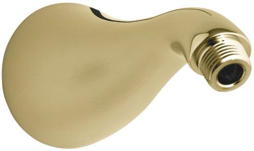 - KOHLER K-16133-PB Revival Showerarm, Vibrant Polished Brass
