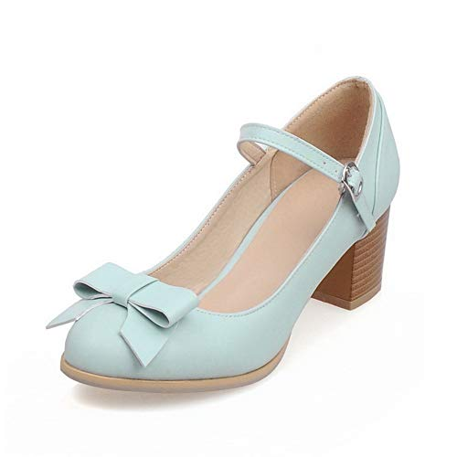 Femme Sandales APL10554 Compensées Bleu BalaMasa 5 36 Bleu qBt4w5