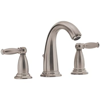 Hansgrohe 06117820 Swing C Widespread Faucet With Lever