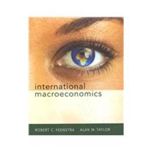 International Macroeconomics & Aplia