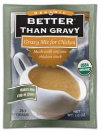 Better Than Bouillon Better Than Gravy Organic Chicken Gravy Mix (12x1Oz)