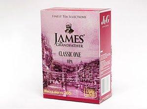 James Pure Ceylon OPA Tea ( 3.5 oz / 100 g Loose Leaf Black tea )