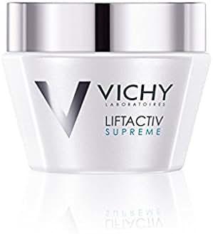 Vichy LiftActiv Supreme Anti-Wrinkle Moisturizer, 1.69 Fl oz