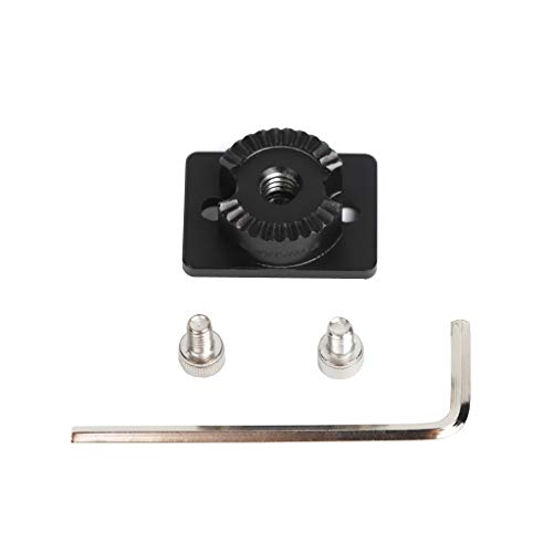 Orcbee  _for DJI Ronin-S Expansion Module Adapter Plate 1/4'' Universial Gimbal Camera -