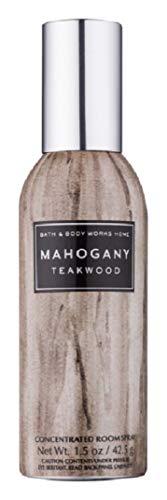 Mahogany Bathroom - Bath & Body Works Room Perfume Spray Mahogany Teakwood 2017