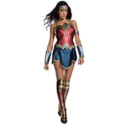 Secret Wishes Women's Wonder Woman Secret Wishes Costume with Boot Tops