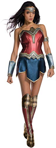 Secret Wishes Women's Wonder Woman Secret Wishes Costume with Boot -