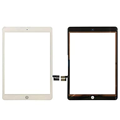 Not Include LCD TheCoolCube Touch Panel Digitizer Replacement Screen Glass Compatible with iPad 10.2 inch 2019 A2200 A2198 A2232 Black