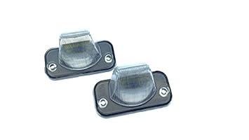 TMT LEDS(TM) PLAFONES LED MATRICULA TRANSPORTER T4 CANDY JETTA HOMOLOGADO E4 CE LUCES