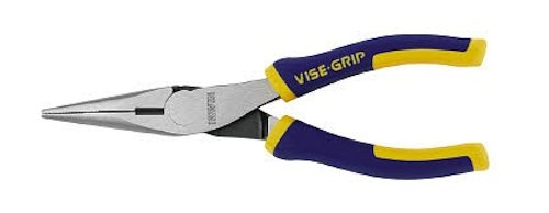 IRWIN Tools VISE-GRIP Long Nose Pliers, 6-Inch (2078216) by Irwin Tools (Image #3)