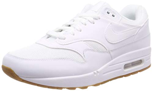 Max Uomo Air Scarpe Multicolore 1 Brown Running White Gum Med 109 Nike SZwdqX5Z