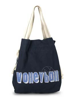 Katz Tote Volleyball Navy/ Blue, Bags Central