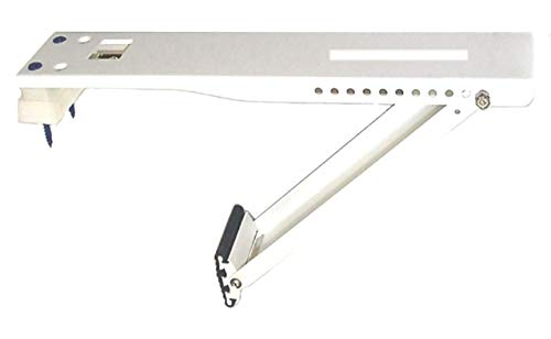 ZHOUWHJJ Universal Window Air Conditioner Bracket Universal AC Window Support Bracket - Heavy Duty Support Up to 85 lbs, Designed for 5,000 to 12,000 BTU AC Units.