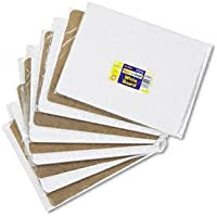 Chenille Kraft 988110 - Student Dry-Erase Boards, Melamine, 12 x 9, White, 10/Set