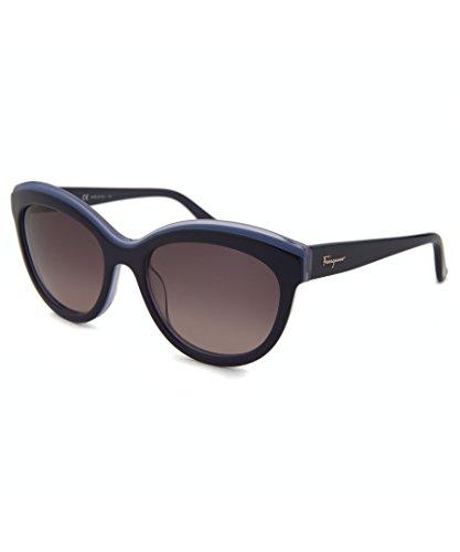 Sunglasses FERRAGAMO SF 757 S 519 VIOLET - For Sunglasses Ferragamo Women