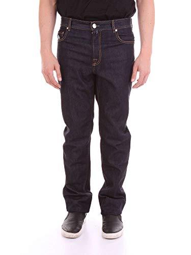 Denim Uomo Luigi Jeans Blu Tj120chiaia Borrelli IREq1