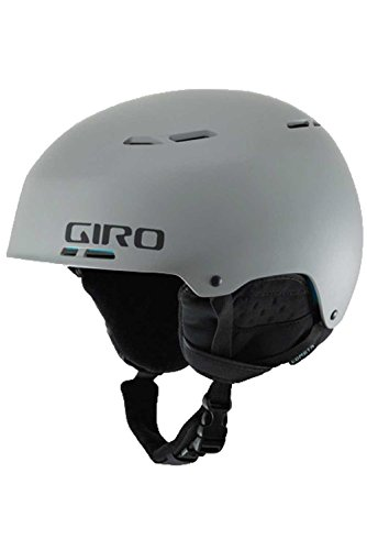 Freestyle Ski Helmets - Giro Men's Ski Snow Freestyle Helmet Combyn Matte Titanium 68051060060 Small