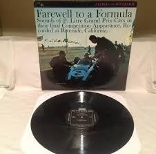 Farewell to a Formula Sounds of 2 1/2 Litre Grand Prix Cars