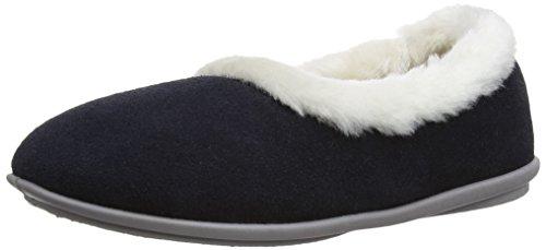 Lotus Blair Dames Pantoffels Blauw