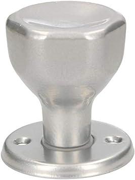 KOTARBAU - Pomo giratorio para puerta, 5 colores, bola de acero lacado, pomo para puerta, 1 unidad, resistente: Amazon.es: Bricolaje y herramientas
