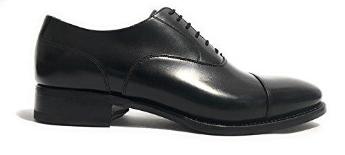 Harris , Chaussures de ville à lacets pour homme noir noir 5UK
