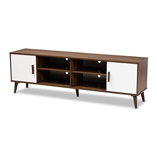 Baxton Studio 159-9861-AMZ TV Stands, One Size,