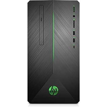 d9953181d4eae 2018 HP Gaming Desktop - Virtual Reality Ready - AMD Ryzen 7-Series - 16GB  Memory - AMD Radeon RX 580-1TB Hard Drive + 128GB Solid State Drive -  Windows 10 ...