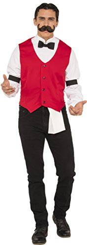 Rubie's Men's Bartender Costume, As Shown, -