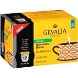 Gevalia Signature Blend DECAF (12-Ct) (Pack of 6)