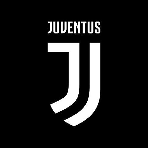 Juventus Football Club Logo Decal Sticker for car Laptop White Maple Enterprise