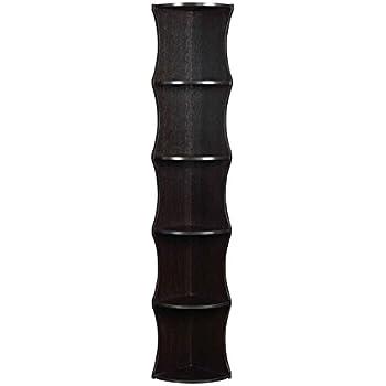 Coaster Home Furnishings Modern Contemporary Five Tier Storage Shelf Corner  Bookcase   Cappuccino