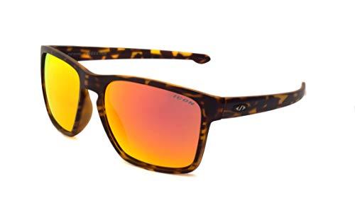 Icon Eyewear, Polarized Sport Sunglasses, Predator, Matte Tort, One Size (Predator 2 Sonnenbrille)