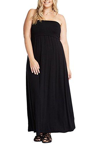Knit Tube Dress - 2