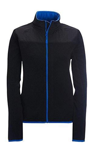 [해외]Aeropostale 여성용 솔리드 풀 지퍼 플리스 자켓 No 포켓 스타일 1214/Aeropostale Women`s Solid Full-zip Fleece Jacket No Pockets Style 1214
