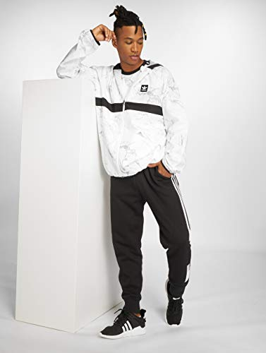 Blanc Chaqueta Adidas Foncã gris Marb Bb gris noir Pckble wPwdI6q