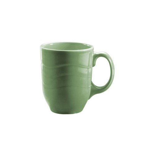 Syracuse China 903035004 Cantina Sage 11 Ounce Mug - 12 / CS ()