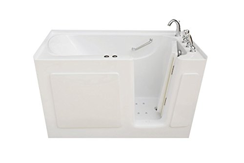 Walk In Tub With Heated Air Jets