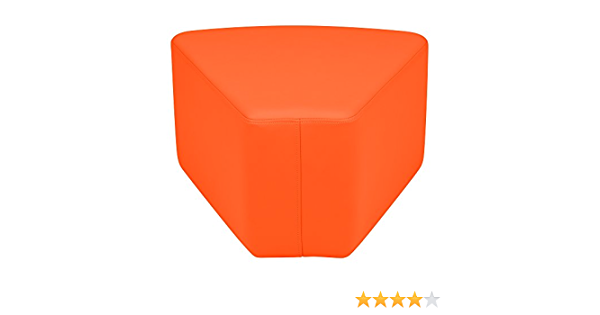 Green Sprogs SPG-1034GN-A Vinyl Soft Seating 12 Hex Stool Kids ...